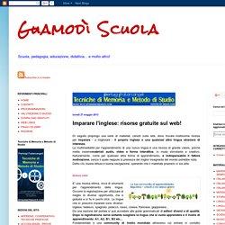 Imparare l'inglese: risorse gratuite sul web!