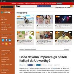 Cosa devono imparare gli editori italiani da Upworthy?