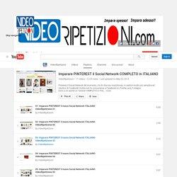 Videoripetizioni: Pinterest tutorial