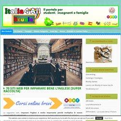 70 SITI WEB PER IMPARARE BENE L'INGLESE [SUPER RACCOLTA] - Italia4all - Scuola