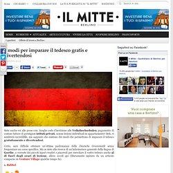 Quotidiano di Berlino per Italofoni
