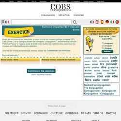 Exercice de français 6ème Imparfait de l'indicatif