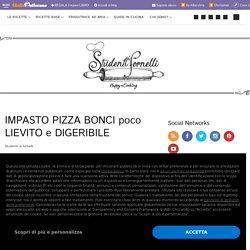 IMPASTO PIZZA BONCI (Franci)