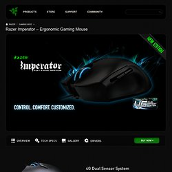 Razer™ – Razer Imperator Gaming Mouse – Australia – Buy Online.