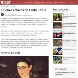 Frida Kahlo: 15 obras imperdibles para entender su importancia