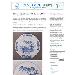 Past Imperfect, The Art of Inventive Repair