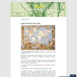 Imperio Británico de la India
