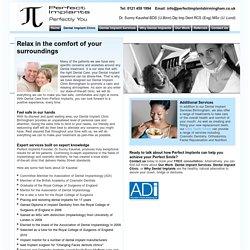 Dental Implant Clinic Birmingham