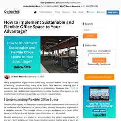 How to Implement Flexible Office Space to Your Advantage?