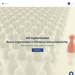 SAP Implementation Company Dubai