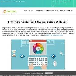 ERP Implementation & Customization