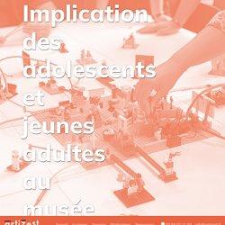 Implication des adolescents et jeunes adultes au musée - artizest