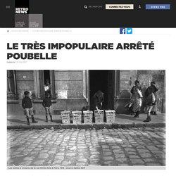 Le très impopulaire arrêté Poubelle - Presse RetroNews-BnF