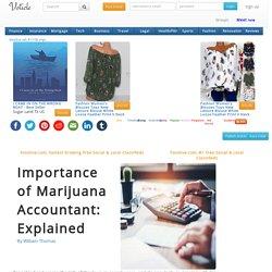 Importance of marijuana accountant explained