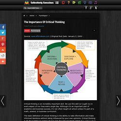 website applicable to the elementary teacher  the following resources are among the most relevant to incorporating critical thinking concepts into the