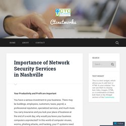 Network Security Nashville