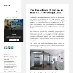 Make your office design elegant and beautiful