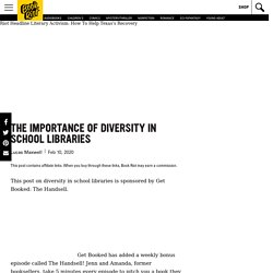 The Importance of Diversity in School Libraries