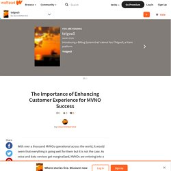 telgoo5 - The Importance of Enhancing Customer Experience for MVNO Success