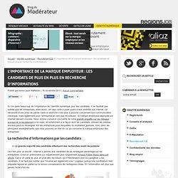 L'importance de la marque employeur : les candidats de plus en plus en recherche d'informations