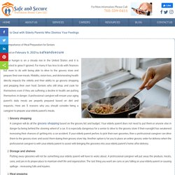 The Importance of Meal Preparation for Seniors