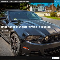 Best Digital Printing Services In Taunton