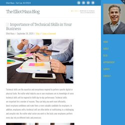 Importance of Technical Skills in Your Business