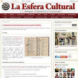 La Esfera Cultural: La importancia de las ilustraciones en los cuentos infantiles