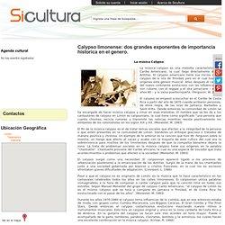 Calypso limonense: dos grandes exponentes de importancia historica en el genero. - Sistema de Información Cultural - Costa Rica