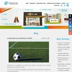 La importancia de la publicidad en el fútbol