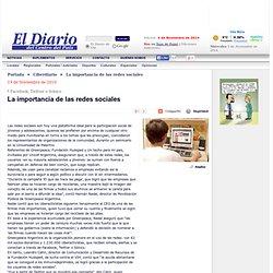 La importancia de las redes sociales - Noticias de Villa Maria - El Diario del Centro del País Online - Villa Maria, Cordoba, Argentina
