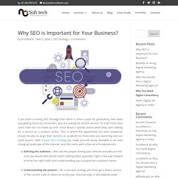 Why SEO is Important for Your Business? - NCSoftTech