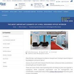 Office Desks, Office Chairs, Office Boardroom Tables, Office Conference Table & Office Chairs on Sale in Sydney & Parramatta