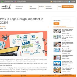 Why Logo Design Important in 2020 - Midriff Info Solution