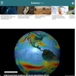Cet important système de vents planétaire est en train de se modifier