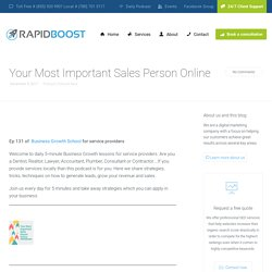 Utilise Online Marketing To Establish On Internet