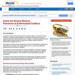 La Importante Función del Omega-3 para la Salud Cardiaca