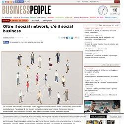 L'importanza dei social network aziendali / Mondo del lavoro / Società