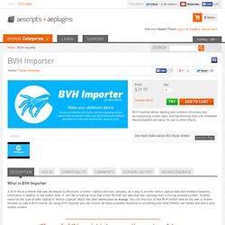BVH Importador
