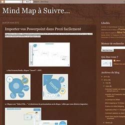 Importer vos Powerpoint dans Prezi facilement