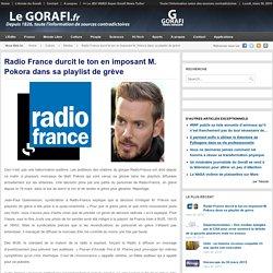 Radio France durcit le ton en imposant M. Pokora dans sa playlist de grève