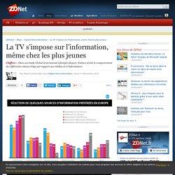 La TV s'impose sur l'information (2015)
