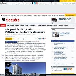 L'impossible réforme de l'attribution des logements sociaux