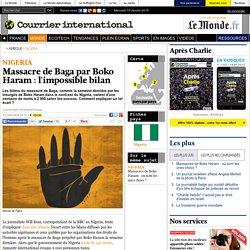 Massacre de Bagapar Boko Haram: l'impossible bilan