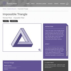 Impossible Triangle - The Illusions Index