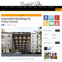 Impossible Buildings by Victor Enrich
