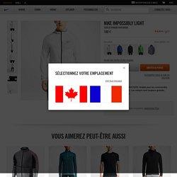 Nike Impossibly Light – Veste de running pour Homme. Nike Store FR