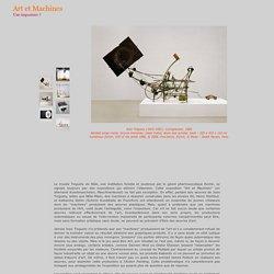 Art et Machines, une imposture?, exporevue, magazine, art vivant et actualité