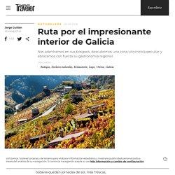 Ruta por el impresionante interior de Galicia