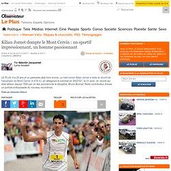 Kilian Jornet dompte le Mont Cervin : un sportif impressionnant, un homme passionnant